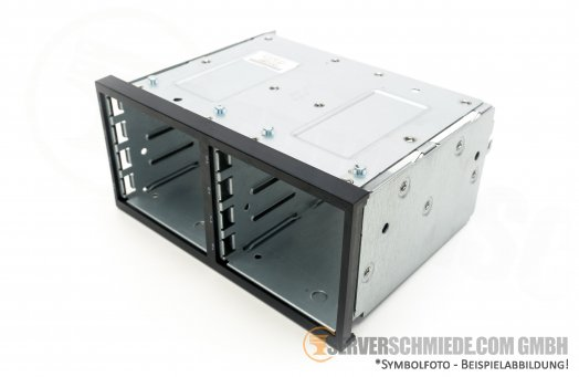 HP HDD Cage 8x SFF without Backplane für DL380 G6 G7 DL385 G5p G6 G7 463173-001 496074-001
