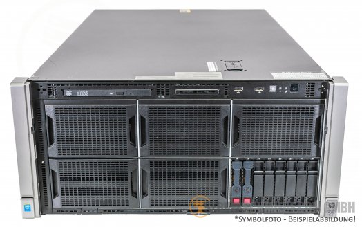 "HP ML350 G9 Gen9 19"" Rack Server 8x 2,5"" SFF 2x Intel XEON E5-2600 v3 / v4 SAS SATA Raid - CTO"