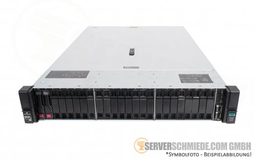 "HP ProLiant DL380 Gen10 G10 19"" 2U Server 24x 2,5"" SFF 2x Intel XEON Scalable LGA3647 DDR4 ECC Raid 2x PSU -CTO-"