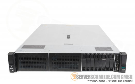 "HP ProLiant DL380 Gen10 G10 2U Server 8x 2,5"" SFF 2x Intel XEON Scalable LGA3647 DDR4 ECC Raid 2x PSU"