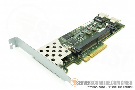HP Smart Array P410 6G SAS SATA PCIe x8 RAID Controller 462919-001 Raid: 0, 1, 10, 5, 50 (only HP Server)