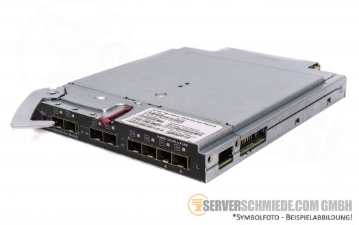 HP Virtual Connect FlexFabric VC 10Gb/24-port Module 571956-B21 572213-001 - C3000 C7000