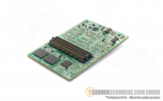 IBM ServeRAID M5100 M5110 Series 1GB Raid Cache Flash Upgrade FRU 46C9029 L3-25436-05A N28692C