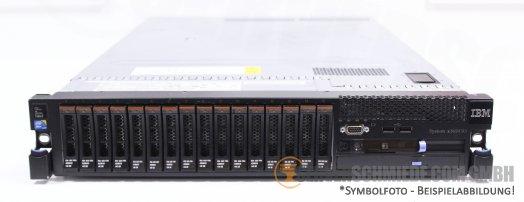 Ibm X3650 M3 X16 Cto Intel Xeon 5500 5600 Ibm 2x Netzteil