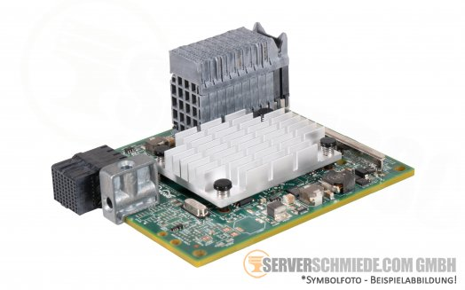 IBMBroadcom BCM 957840 10/40Gb Ethernet Daughter Card Mezzanine 00KF001 BCM957840M4010G