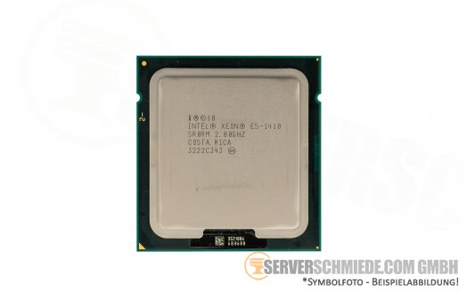 Intel Xeon E5-1410 SR0RM 4C Server Prozessor 4x 2,80 GHz 10MB Cache 1356 CPU