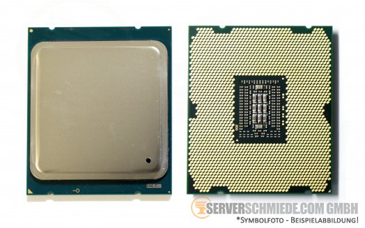 Intel Xeon E5-2609 SR0LA 4C Server Prozessor 4x 2,40 GHz 10MB Cache 2011 CPU