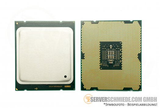 Intel Xeon E5-2630V2 SR1AM 6C Server Prozessor 6x 2,60 GHz 15MB Cache 2011 CPU