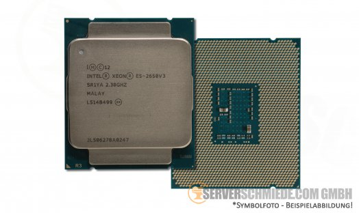 Intel Xeon E5-2650V3 SR1YA 10C Server Prozessor 10x 2,30 GHz 25MB 2011-3 CPU