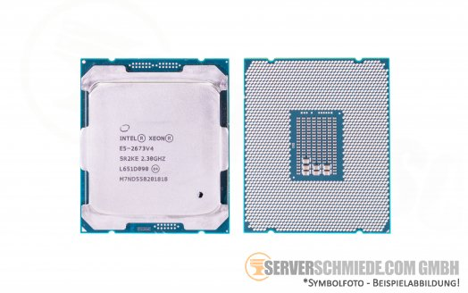 Intel Xeon E5-2673V4 SR2KE 20C Server Prozessor 20x 2,30 GHz 50MB  2011-3 CPU