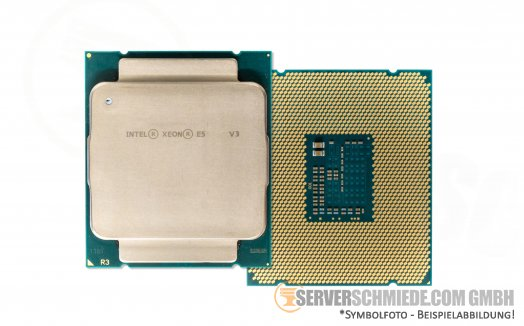 Intel Xeon E5-2678V3 SR20Z 12C Server Prozessor 12x 2,50 GHz 30MB 2011-3 CPU