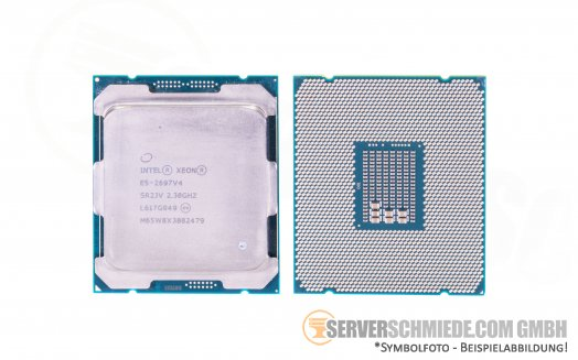 Intel Xeon E5-2697V4 SR2JV 18C Server Prozessor 18x 2,30 GHz 45MB  2011-3 CPU