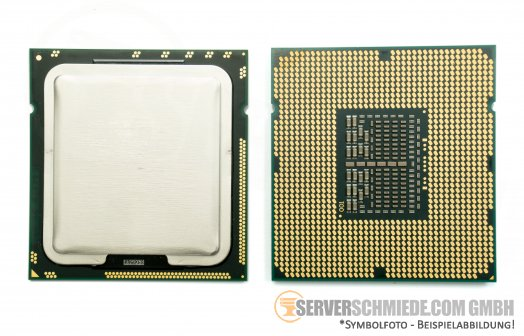 Intel Xeon E5620 SLBV4 4C Server Prozessor 4x 2,40 GHz 12MB Cache 1366 CPU