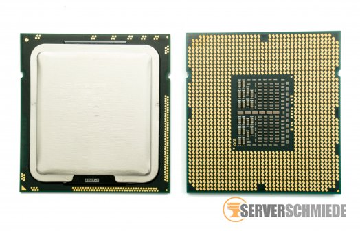Intel Xeon X5675 SLBYL 6C Server Prozessor 6x 3,06 GHz 12MB Cache 1366 CPU