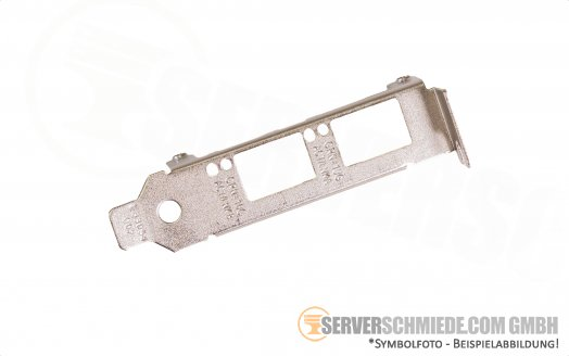 Intel X520-DA2  E33054-002 / Bracket / Slotblende low