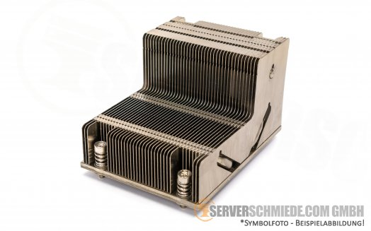 Supermicro 2U Passive Proprietary CPU Heatsink for E5-2600 Series Socket LGA2011 SNK-P0058PSU