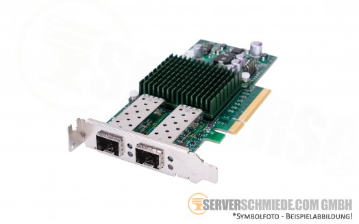 Supermicro AOC-STGN-i2S Rev: 1.01 2x 10GbE Dual Port SFP+ Network LAN Ethernet PCIe x8 Controller